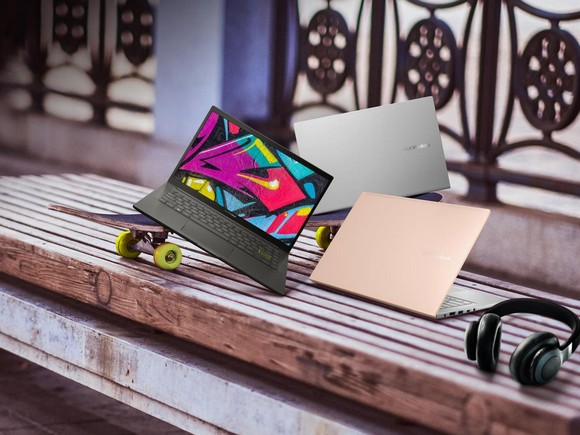 VivoBook 14/15 được ASUS trang bị vi xử lý Intel Core thế hệ 11 mới nhất  ảnh 1