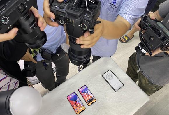 iPhone 12 Pro Max đầu tiên xuất hiện ở Việt Nam có giá 53 triệu đồng   ảnh 2