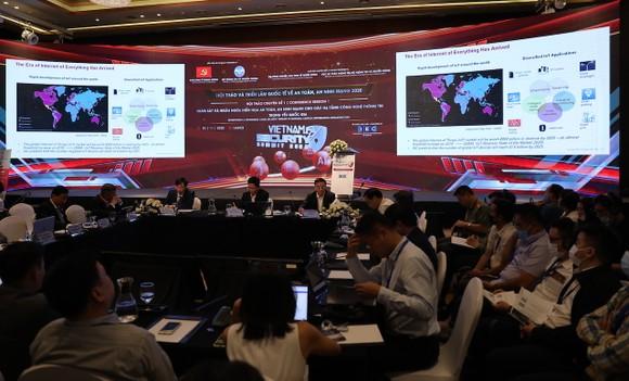 Vietnam Security Summit 2020 vừa diễn ra tại Hà Nội