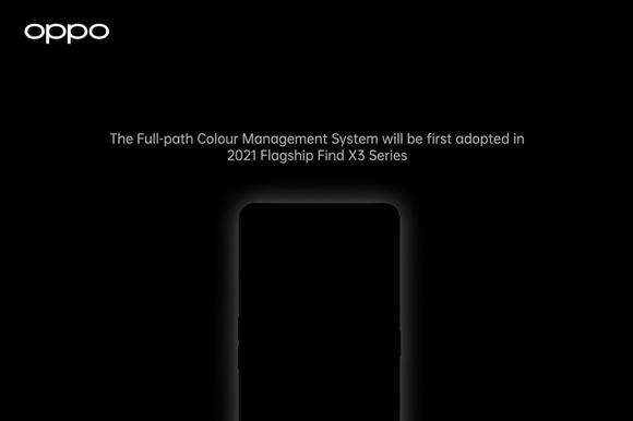 Hệ thống Quản lý màu sắc toàn diện của OPPO sẽ ứng dụng trên dòng smartphone cao cấp của hãng ảnh 2