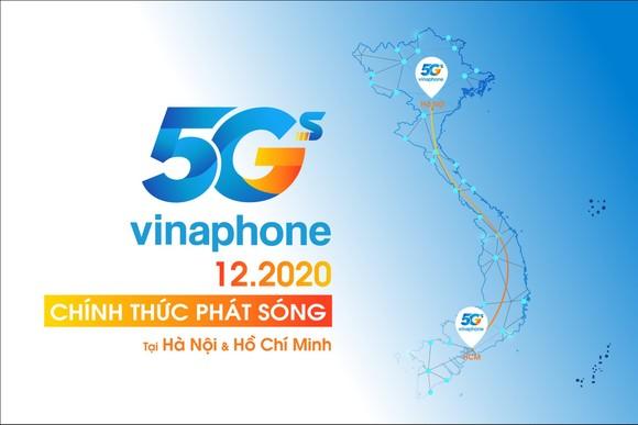 VinaPhone thử nghiệm thương mại 5G tại Hà Nội và TPHCM ảnh 1