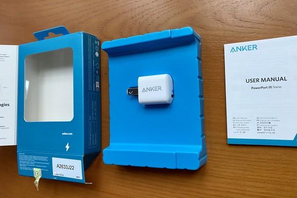 Củ sạc Powerport III Nano 20W: Đáng mua! ảnh 1