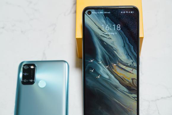 'Nhá hàng' smartphone phân khúc phổ thông Realme C17  ảnh 2