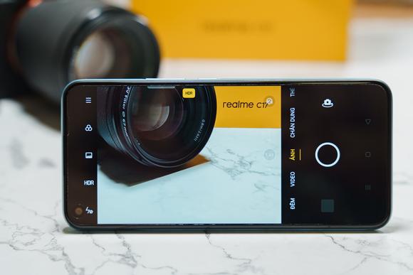 'Nhá hàng' smartphone phân khúc phổ thông Realme C17  ảnh 3