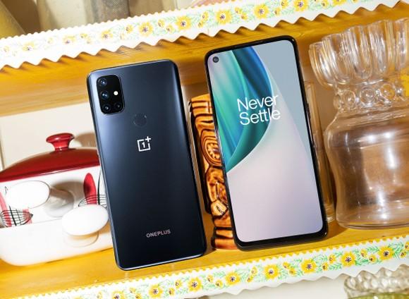 OnePlus ra mắt OnePlus Nord N10 đón chờ làn sóng 5G tại Việt Nam ảnh 2
