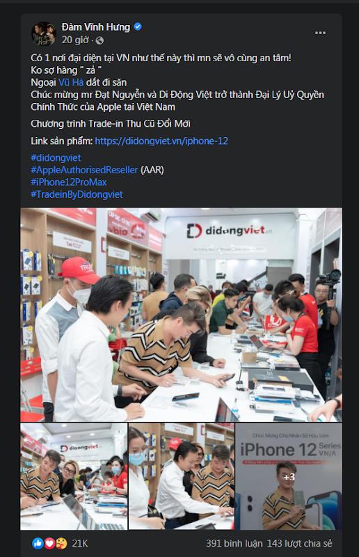 KOLs cũng khó cưỡng trước iPhone 12 ảnh 2