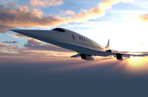 Overture, chiếc máy bay siêu thanh