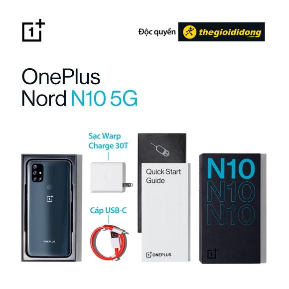 OnePlus Nord N10 5G: Cấu hình mạnh, hỗ trợ mạng 5G tại Việt Nam, giá 7,99 triệu đồng ảnh 3