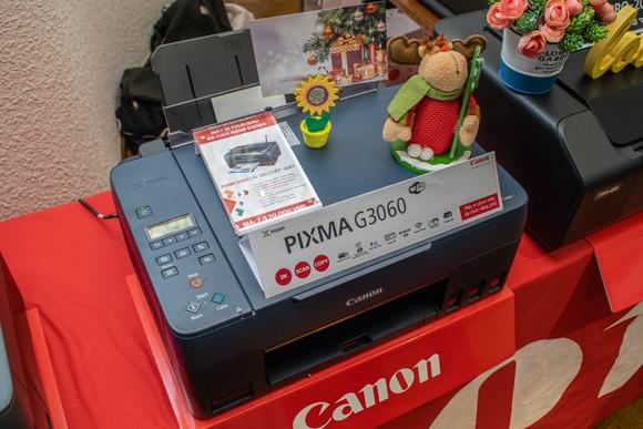 Loạt máy in mới dòng G Series từ Canon  ảnh 3