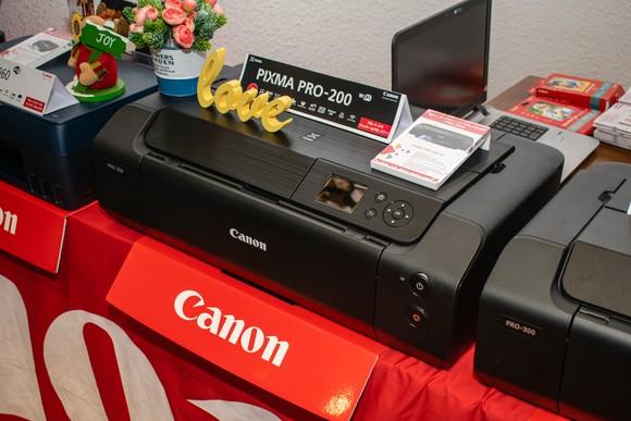 Loạt máy in mới dòng G Series từ Canon  ảnh 6