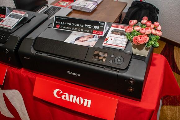 Loạt máy in mới dòng G Series từ Canon  ảnh 5