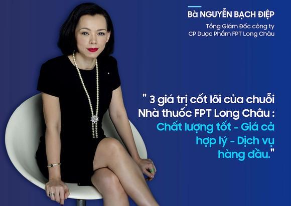 Bà Nguyễn Bạch Điệp: Tạo dựng uy tín, ứng dụng công nghệ để xây dựng FPT Long Châu ảnh 1
