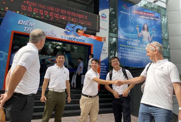 VNPT chính thức công bố vùng phủ sóng VinaPhone 5G tại Hà Nội và TPHCM ảnh 4