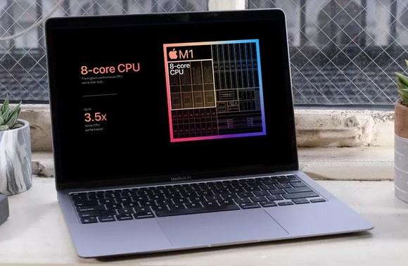 MacBook M1 chính hãng bán tại Việt Nam có giá từ 24,74 triệu đồng ảnh 2