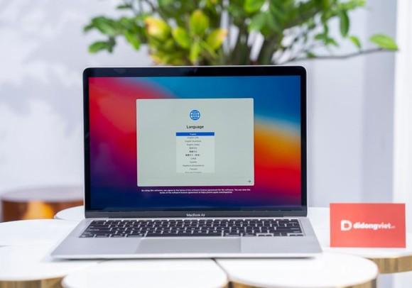 Di Động Việt bán Macbook M1 gần 28 triệu đồng