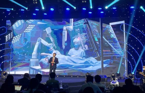 'MobiFone chào 5G - mở tương lai' chính thức ra mắt tại TPHCM ảnh 4