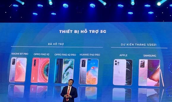 'MobiFone chào 5G - mở tương lai' chính thức ra mắt tại TPHCM ảnh 2
