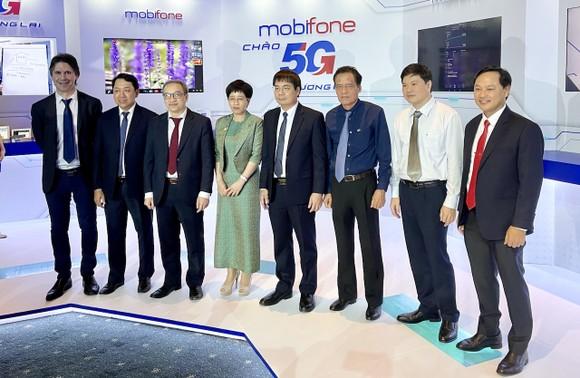 'MobiFone chào 5G - mở tương lai' chính thức ra mắt tại TPHCM ảnh 6