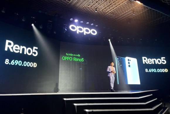 """OPPO Reno5 """"Cùng hình dung khoảnh khắc cuộc sống"""" chính thức ra mắt tại Việt Nam ảnh 7"""