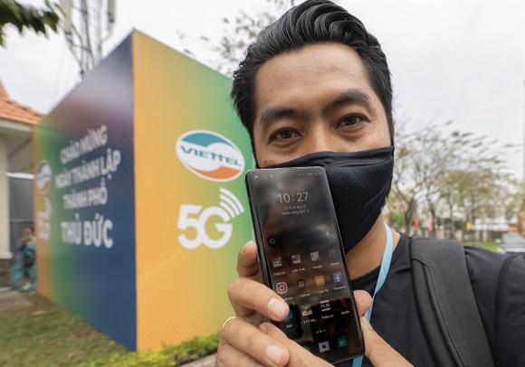 Viettel chính thức khai trương dịch vụ 5G tại Thành phố Thủ Đức ảnh 2