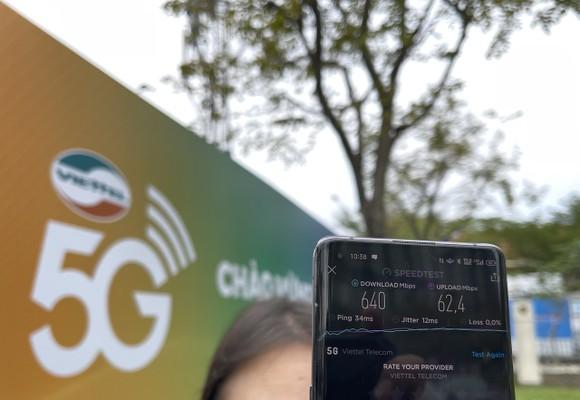 Viettel chính thức khai trương dịch vụ 5G tại Thành phố Thủ Đức ảnh 1
