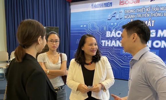 """Báo Thanh Niên ra mắt dự án """"Báo thông minh"""" ứng dụng AI ảnh 1"""