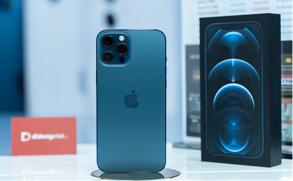 iPhone 12 VN/A đang được giảm đến 5 triệu tại Di Động Việt