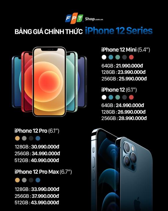 "FPT Shop ""lên kệ"" 10.000 iPhone 12 Pro, 12 Pro Max  ảnh 2"