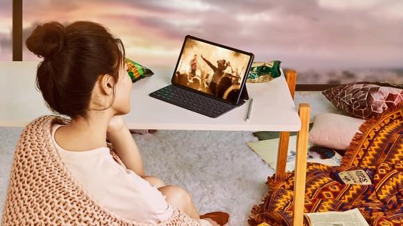 Huawei giới thiệu bộ đôi MatePad và MatePad T10s tại Việt Nam ảnh 1