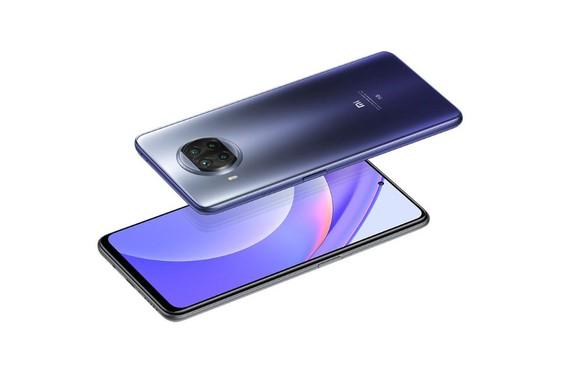 Mi 10T Lite smartphone kết nối 5G, có mức giá từ 7,99 triệu đồng