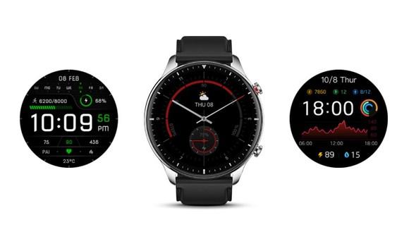 Bộ đôi smartwatch Amazfit GTR 2 và GTS 2 ra mắt tại Việt Nam  ảnh 1