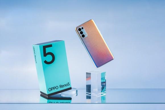OPPO Reno5, chiếc smartphone bán chạy nhất của tháng 1-2021 ảnh 2