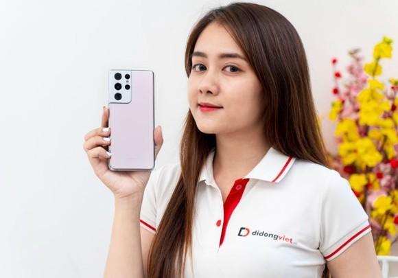 Samsung S21 Ultra 5G giá 22,99 triệu đồng có đáng sở hữu vào dịp tết?