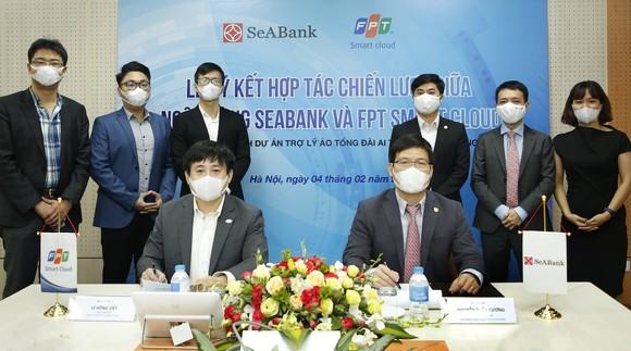 SeABank ứng dụng trợ lý ảo tổng đài FPT.AI ảnh 1
