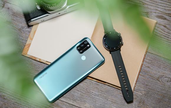 Realme hướng đến flagship smartphone 5G ảnh 2