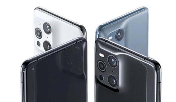 Oppo Find X3 với cụm Camera nhô cao nhưng liền lạc
