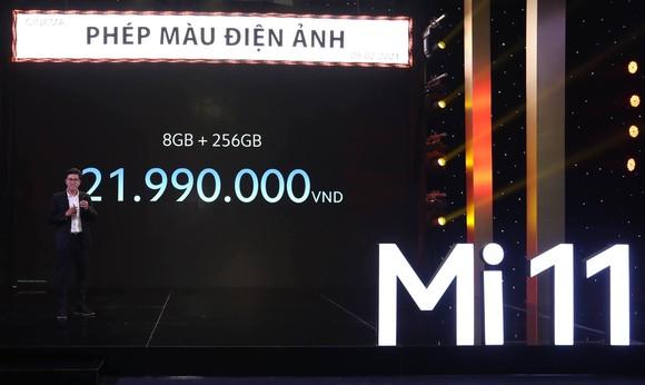 Mi 11 5G, chiếc flagship cao cấp của Mi ảnh 2