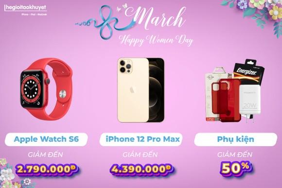 Lựa chọn màu iPhone sang chảnh và quyến rũ cho phái đẹp   ảnh 3
