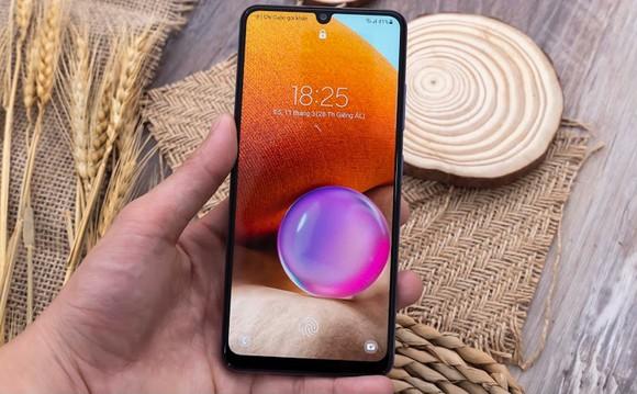Samsung Galaxy A32 giá chỉ từ 5,9 triệu đồng tại Di Động Việt  ảnh 2