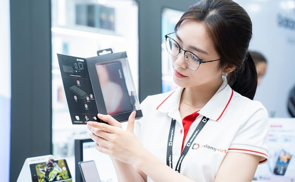 Pin sạc Energizer 10.000mAh giá chỉ 245 ngàn đồng tại Di Động Việt