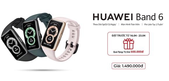 HUAWEI Band 6 giá 1.490.000 đồng ảnh 3