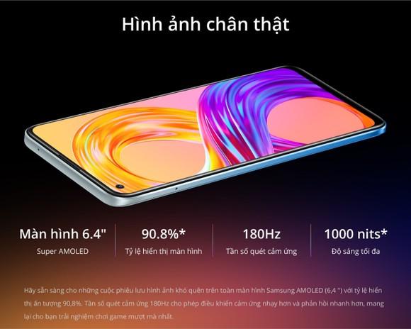 realme 8 và realme 8 Pro được bán ra tại Việt Nam  ảnh 4