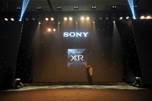 Sony ra mắt loạt TV BRAVIA mới trang bị bộ xử lý Cognitive Processor XR  ảnh 1