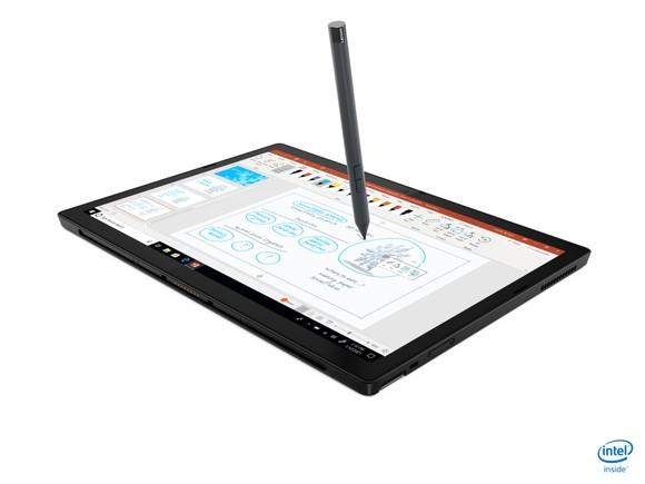 ThinkPad X12 Detachable: Tablet có thiết kế bàn phím rời  ảnh 2