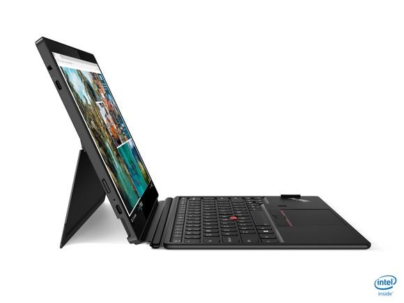 ThinkPad X12 Detachable: Tablet có thiết kế bàn phím rời  ảnh 4