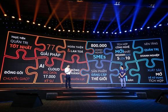 FPT bắt tay Base.vn tăng tốc chuyển đổi số cho doanh nghiệp vừa và nhỏ ảnh 2
