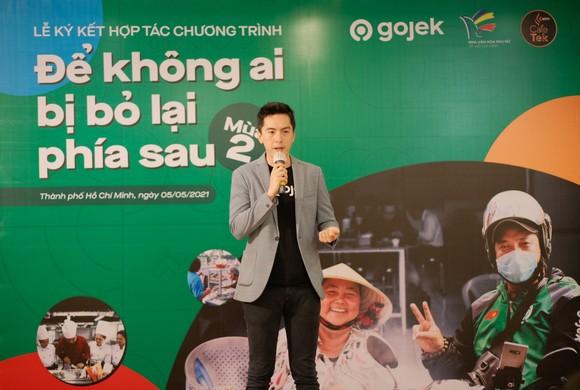 """Gojek Việt Nam khởi động dự án """"Để không ai bị bỏ lại phía sau"""" mùa 2  ảnh 2"""