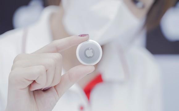 Apple AirTag trở thành phụ kiện thú vị với người dùng Apple