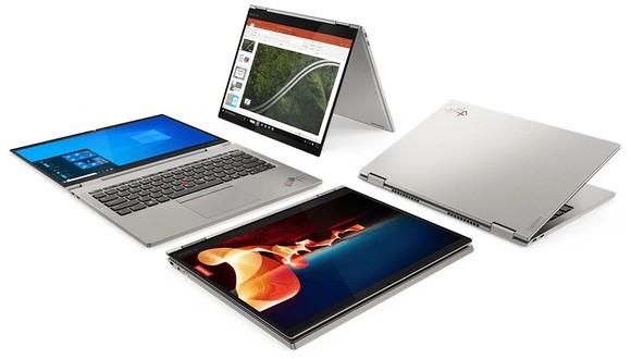 ThinkPad X1 Titanium Yoga laptop mỏng nhất của dòng ThinkPad ảnh 1