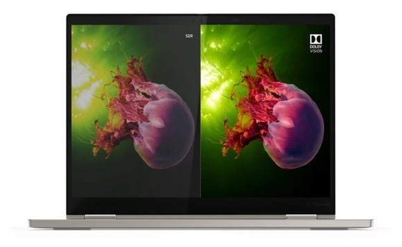 ThinkPad X1 Titanium Yoga laptop mỏng nhất của dòng ThinkPad ảnh 4